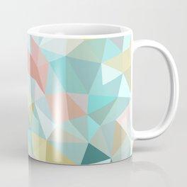 Pastel Tris Coffee Mug