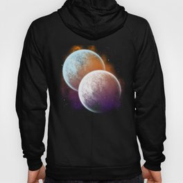 Together forever - Planets Hoody