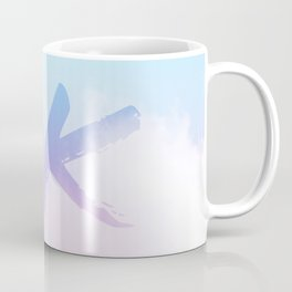 Summer Clouds OK Coffee Mug