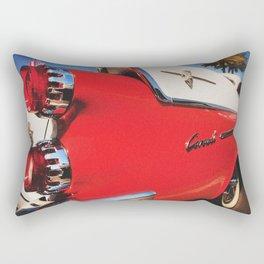 Flying car Rectangular Pillow