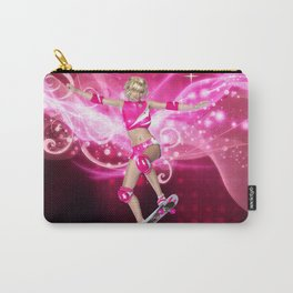 Skater Girl Carry-All Pouch