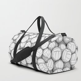 All I Want To Do Is Volleyball Duffle Bag