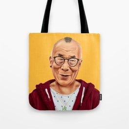 Hipstory -  Dalai Lama Tote Bag