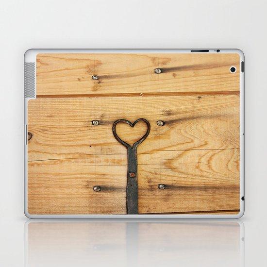Love is All Around Us Laptop & iPad Skin