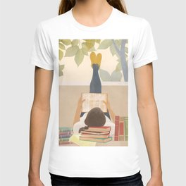 Bookworm T-shirt