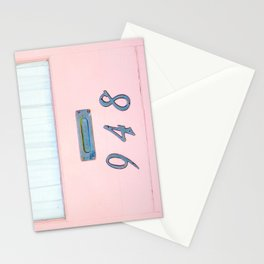 Every Letter Stationery Cards