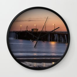 Carol M. Highsmith - Ocean Sunset Wall Clock