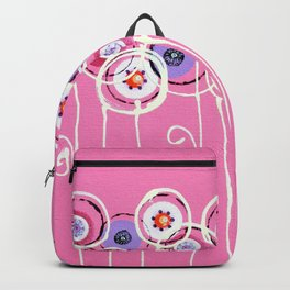 Summer of Love - Pink Backpack