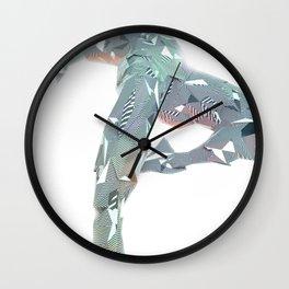 ORIGAMI v4 Wall Clock