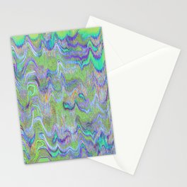 Eclectic Electric Stationery Cards