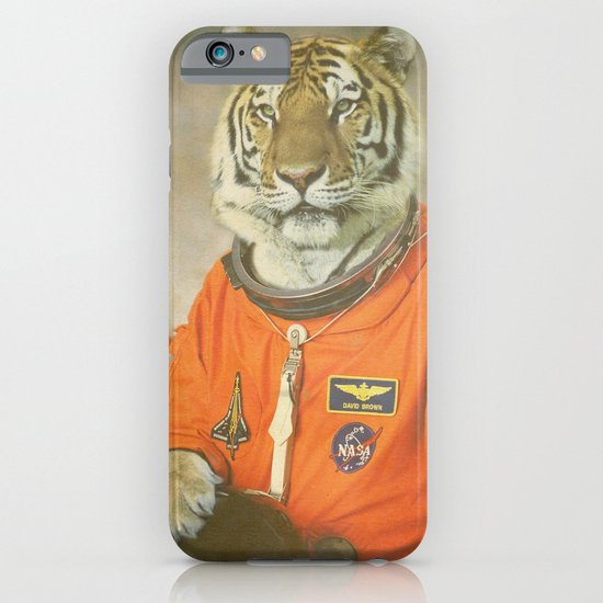 Moon Tiger  iPhone & iPod Case
