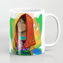 Ustup - kuna/guna girl Coffee Mug