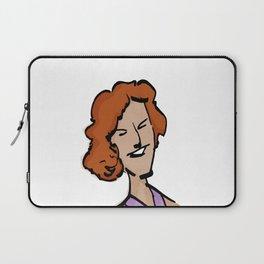 MARIE-SOLANGE / la voix de Villeray / En tout cas. Laptop Sleeve