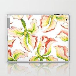 Pink Iris Laptop & iPad Skin