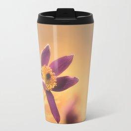 Fine Flower in Detail  Travel Mug