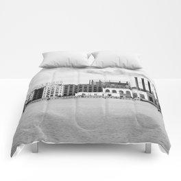 Detroit rubber Comforters