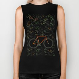 Fixed gear bikes Biker Tank