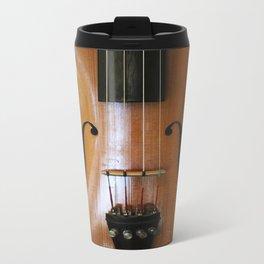 Violin Travel Mug