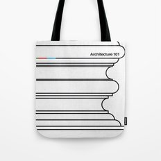 Architecture 101 Tote Bag
