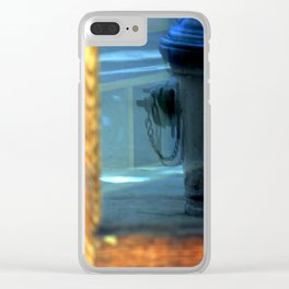 Water...Need Water! Clear iPhone Case