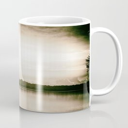 Sunset in camera obscur (2) Coffee Mug