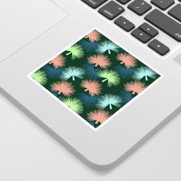 oversized palms Sticker