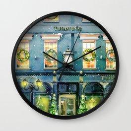 That Tiffany Magic Wall Clock