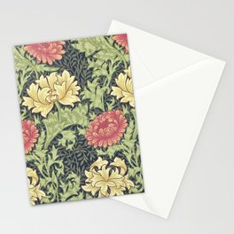 William Morris Chrysanthemum Stationery Cards