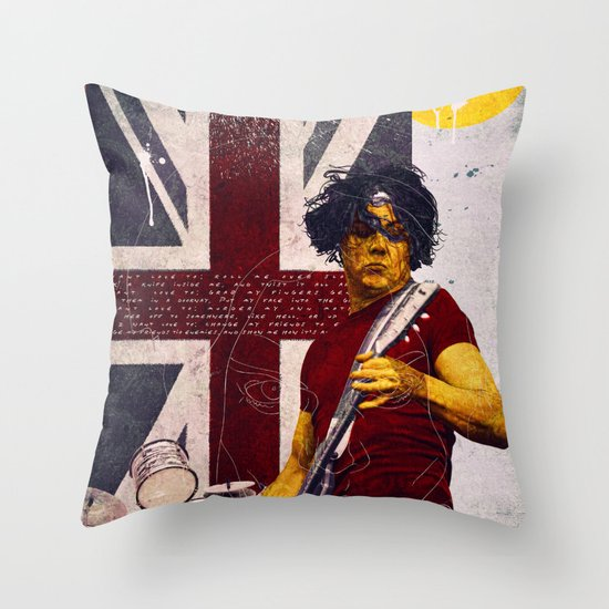 Love Interruption Throw Pillow