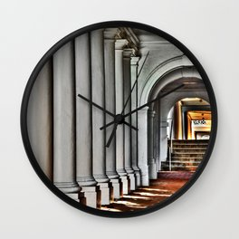 Pathway to Learning Wall Clock