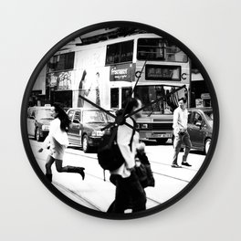 Missed connection  Wall Clock