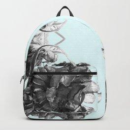 Robin's Egg Toile Backpack