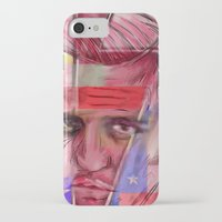 arsenal iPhone & iPod Cases featuring Sanchez by ArsenalArtz