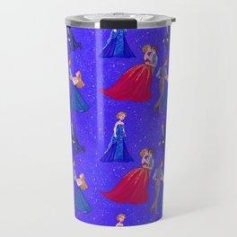 The Princess and the Con Man Travel Mug
