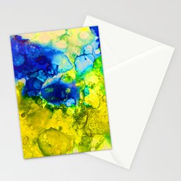 Microbe Stationery Cards