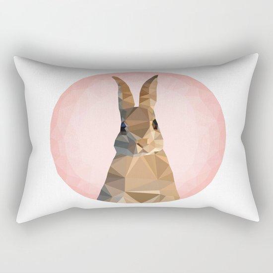 ♥ RABBITSSSSSS ♥ Rectangular Pillow