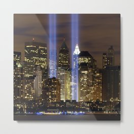 New_York_021 Metal Print