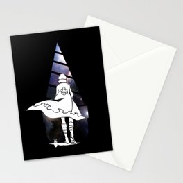 The drill that creates the Heavens Stationery Cards