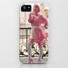 Lait de Fraise - Le Grand Spectacle du Lait // The Grand Spectacle of the Milking iPhone Case