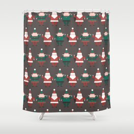 Toy Factory (Patterns Please) Shower Curtain