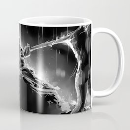 Female Warrior Coffee Mug