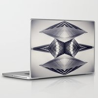 transformer Laptop & iPad Skins featuring tRansformeR by Dirk Wuestenhagen Imagery