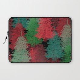 Christmas Tree Folly Laptop Sleeve