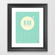 adeere Framed Art Print