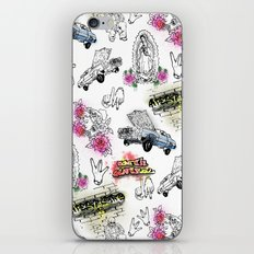 South Central Pattern iPhone & iPod Skin