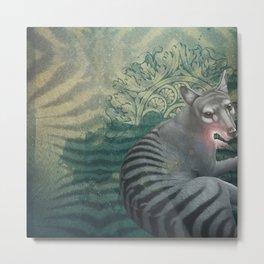 Animal kingdoom Metal Print