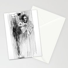 Kung Fu Stationery Cards