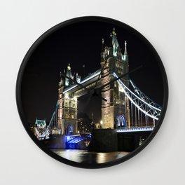 Tower bridge London Wall Clock