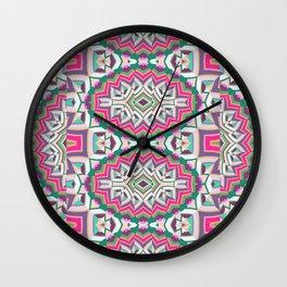 Mix #217 Wall Clock