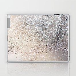 Sparkling GOLD Lady Glitter #6 #decor #art #society6 Laptop & iPad Skin